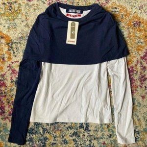 NWT Jacquemus Design Long Sleeves in Navy